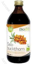 Biotona, BIO Sea-buckthorn / БИО Сок от Облепиха, 500 мл.