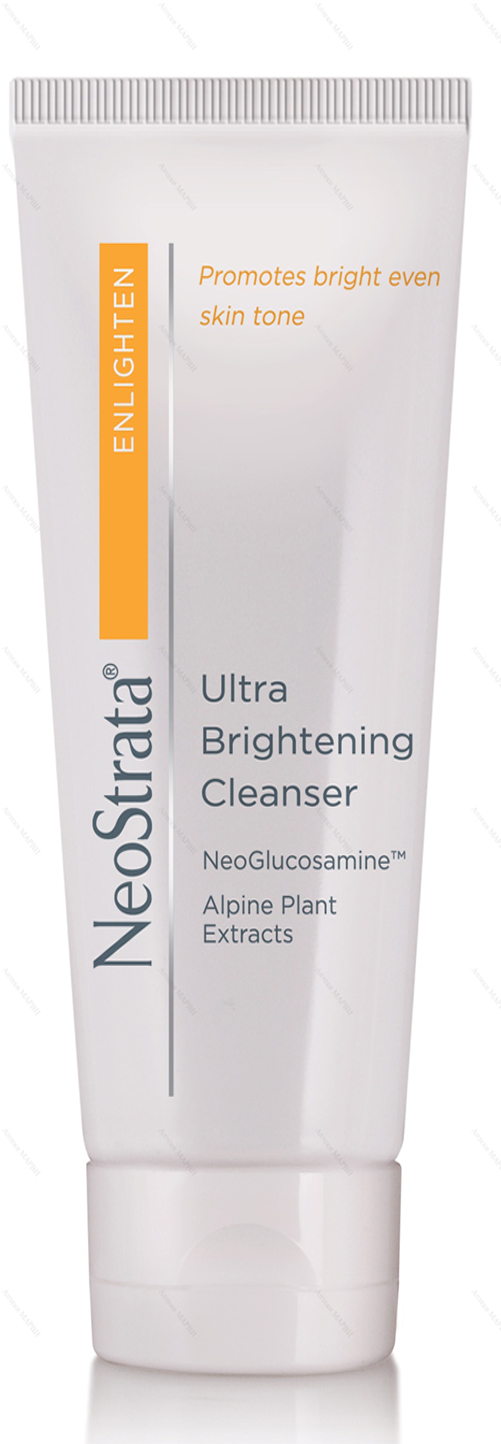 NeoStrata ENLIGHTEN, Ultra Brightening Cleanser, Изсветляващ почистващ крем, 100 мл.