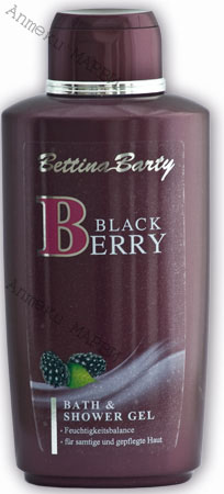 Bettina Barty Black Berry, Гел за баня и душ, 500 мл.