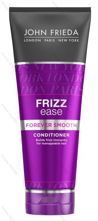 John Frieda Frizz-Ease FOREVER SMOOTH, Изглаждащ балсам, 250 мл.