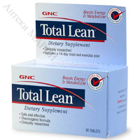 GNC Total Lean - Тотално слаб, 60 табл.