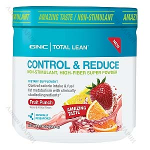 GNC Total Lean, Контрол & Редюс, 258.24 гр.
